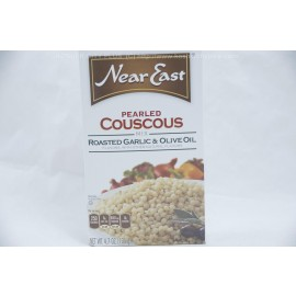 Pearled Couscous Raosted Garlic & Olive Oil