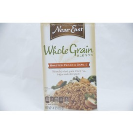 Whole Grain Blends Roasted Pecan & Garlic