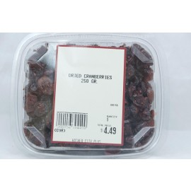 Dried Cranberries Kosher City Plus Package