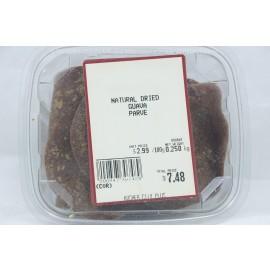 Natural Dried Guava Kosher City Plus Package