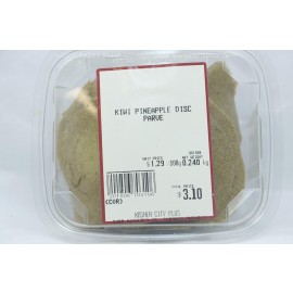 Kiwi Pineapple Disc Kosher City Plus Package