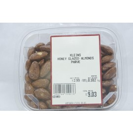 Kleins Honey Glazed Almonds Kosher City Package