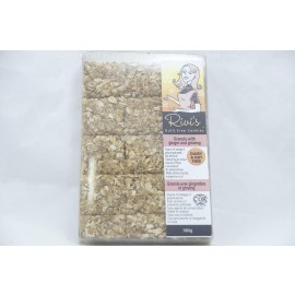 Rivi's Guilt Free Cookies Granola with Ginger and Ginseng. Dairy and Nut Free. 180g