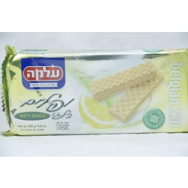 Almah Belgian Lemon Wafers 250g