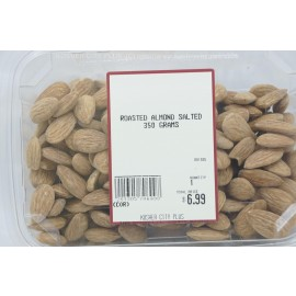 Roasted Almond Salted Kosher City Plus Package 350g