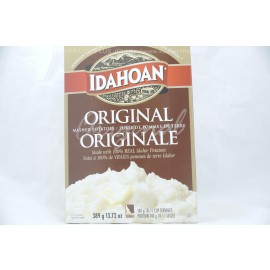 Idahoan Original Mashed Potatoes 389g