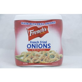 French's Original French Fried Onions 170g