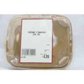 Ground Cinnamon Kosher City Plus Package 250g