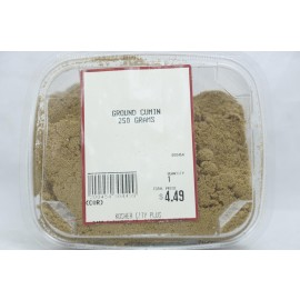 Ground Cumin Kosher City Plus Package 250g