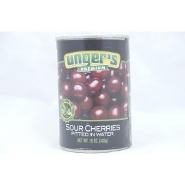 Unger's Sour Cherries Pitted in Water 425g