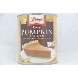 Easy Pumpkin Pie Mix
