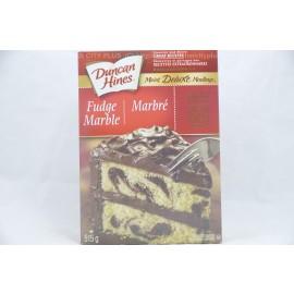 Duncan Hines Fudge Marble Premium Cake Mix 515g