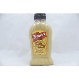 French's Honey Prepared Mustard 325ml
