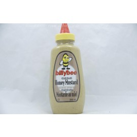 Billybee Original Honey Mustard Prepared Mustard 325ml