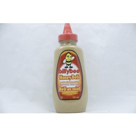 Billybee Honey Deli Prepared Mustard 325ml