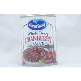 Ocean Spray Whole Berry Cranberry Sauce 348ml