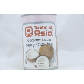 Taste of Asia Light Coconut Liquid 400ml