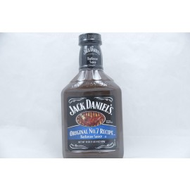 Jack Daniel's Original No 7 Recipe Barbecue Sauce 539g