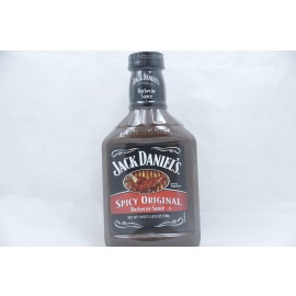 Jack Daniel's Spicy Original Barbecue Sauce 539g
