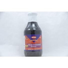 Haddar Premium Worcestershire Sauce 510g