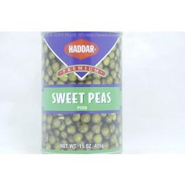 Haddar Sweet Peas 425g
