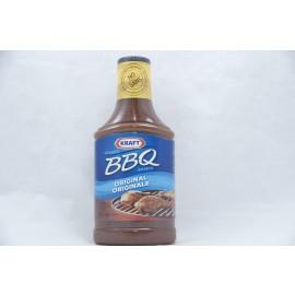 Kraft  Original BBQ Sauce 455ml