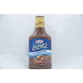 Kraft  Original Calorie-Wise BBQ Sauce 455ml