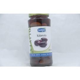 Sardo Kalamata Olives 375ml