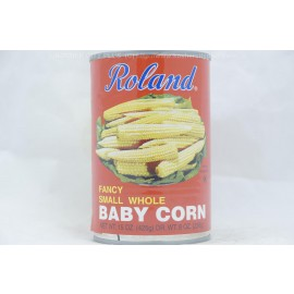 Roland Fancy Small Whole Baby Corn 425g