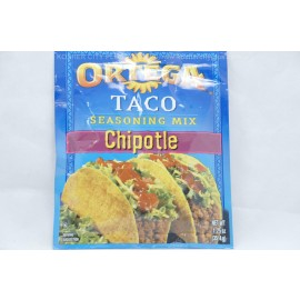 Ortega Taco Seasoning Mix Chipotle 35.4g