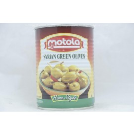 Motola Syrian Green Olives Home Style 560g