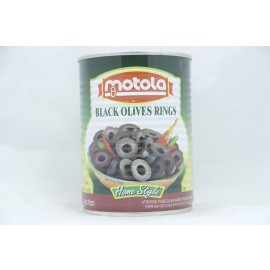 Motola Black Olives Rings Home Style 560g