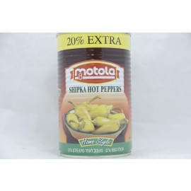 Motola Shipka Hot Peppers Home Style 550g