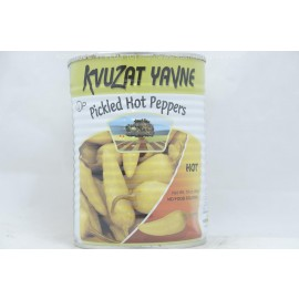Kvuzat Yavne Pickled Hot Peppers