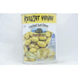 Kvuzat Yavne Cracked Suri Olives