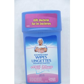 Mr. Clean Lemon Scent Disinfecting Wipes 27 Wipes