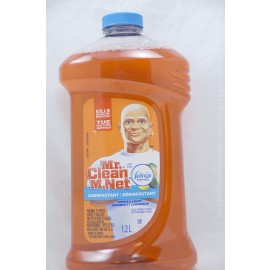 Mr. Clean Citrus & Light Disinfectant Multi-purpose Cleaner 1.2L