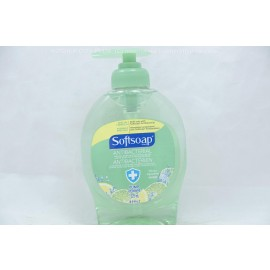 Softsoap Citrus Antibacterial Benzalkonium Chloride Liquid Hand Soap with Moisturizers Pump 225ml
