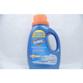 Clorox Stain Fighter & Color Booster 24 Loads 975mL