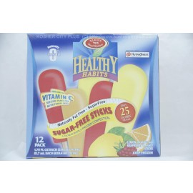 Healthy Habits Lemon Orange and Raspberry  Sugar Free Sticks