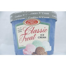 Cookies N' Cream Ice Cream  Cholov Yisroel