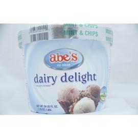 Mint & Chips Dairy Delight Frozen Dessert Cholov Yisroel Gluten Free