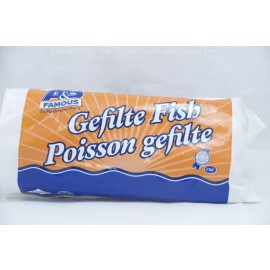 Frozen Gefilte Fish