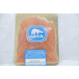 Nanuk Smoked Pacific Salmon 0.070kg