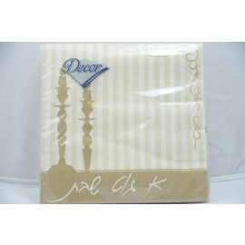 Lunch Napkins 13x13 Gold 20 Napkins
