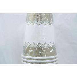9 oz 24 Coated Cups Precious Gold