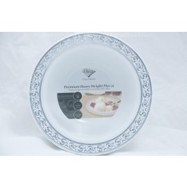 "Decor 5"" Dessert Bowl 10cts Silver"