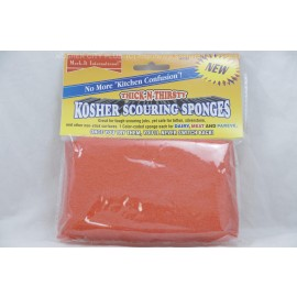 Mark-It International Meat Kosher Scouring Sponge