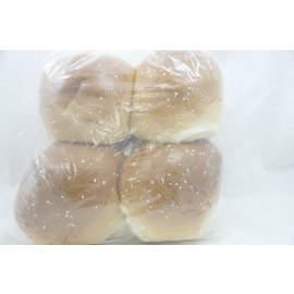 Hamburger Buns 8 pcs Yoshon Pas Yisroel Nut Free Kosher City Plus Bakery