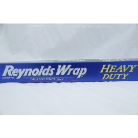 Reynolds Wrap Aluminum Foil 75 sq ft 16.66 yds x 18 in